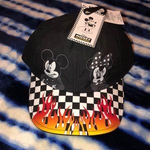 Punk Mickey and Minnie Vans hat 🌟HOST PICK🌟